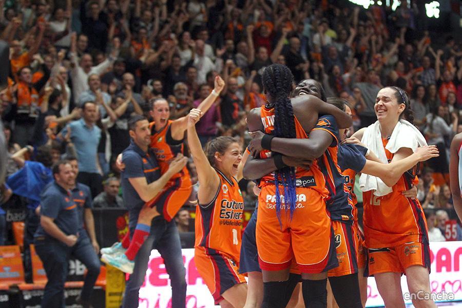 Valencia Basket asciende a Liga Femenina
