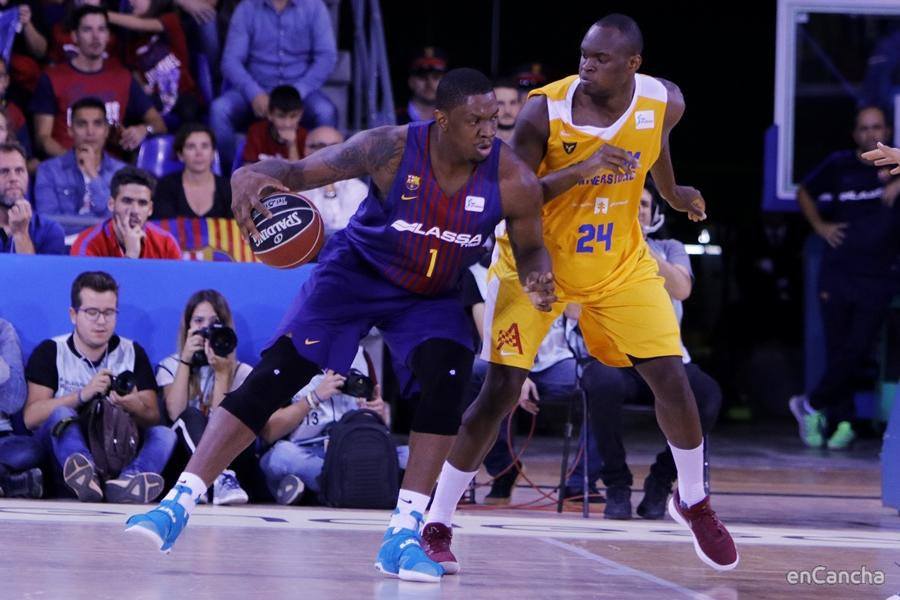 Kevin Seraphin ante Kevin Tumba