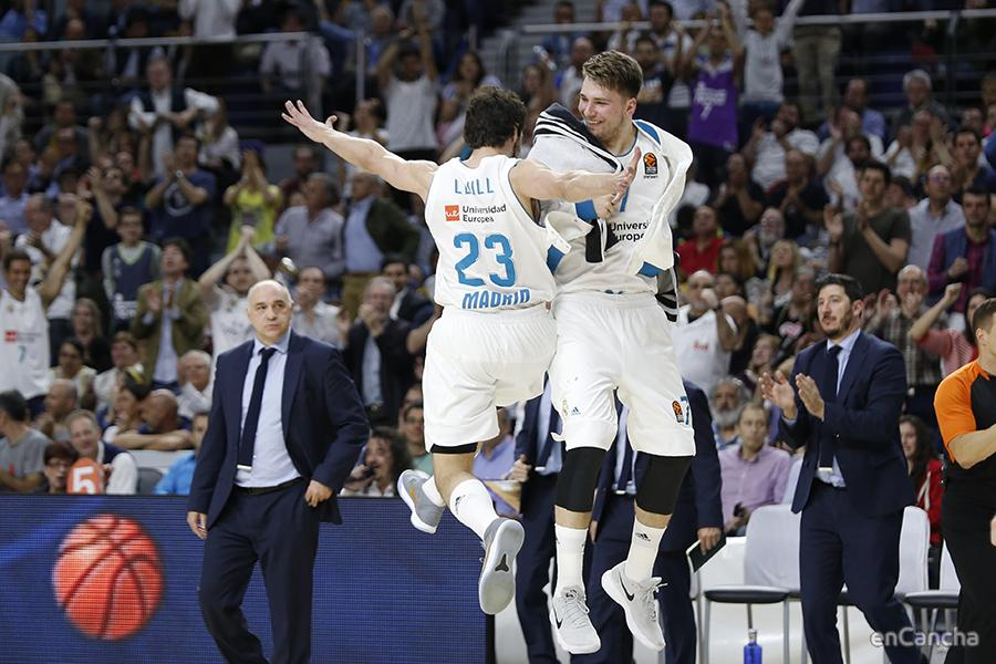 Llull y DoncicFoto: Alba Pacheco