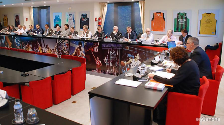 Asamble ACB, sin tratar la nueva Euroliga