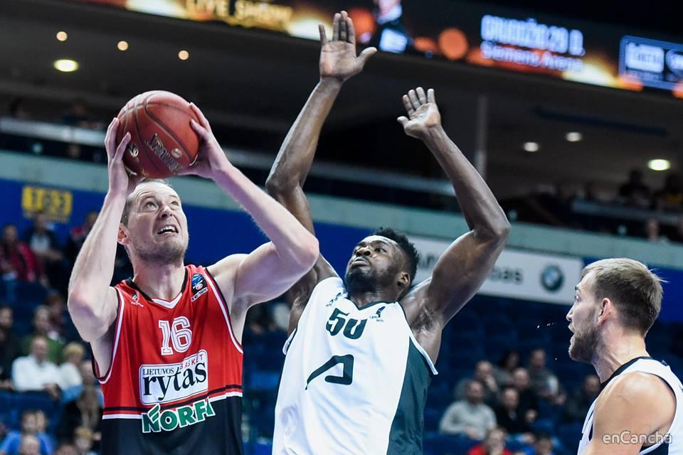 Bilbao Basket cosecha una derrota en Vilnius que complica su clasificaci�n