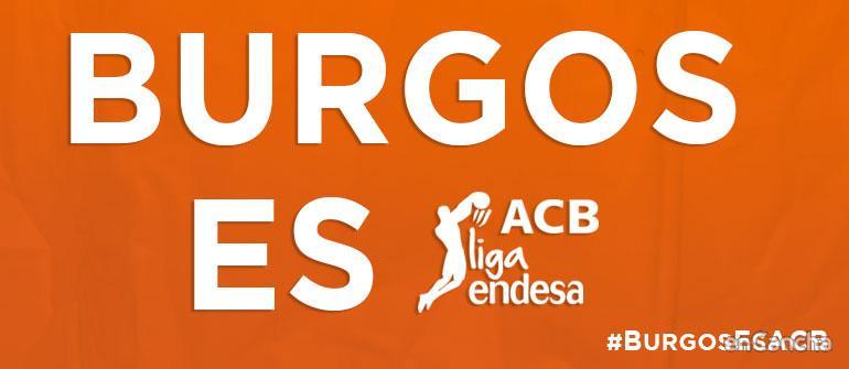 #BurgosEsACB