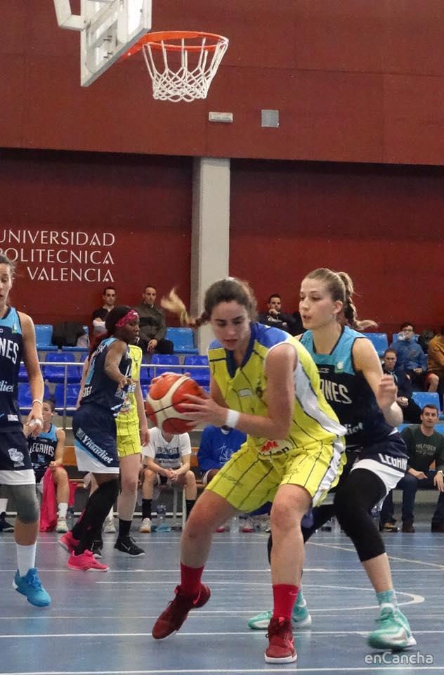 Carla Díaz Polo y Paula Justel