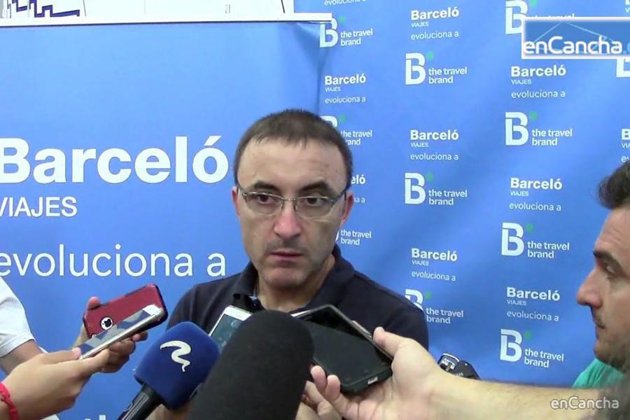 Declaraciones de Chechu Mulero sobre los últimos fichajes del Valencia Basket