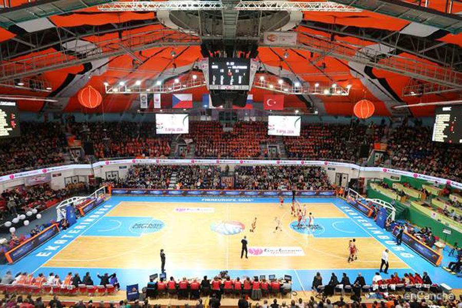 Ekaterinburg volverá a albergar la Final Four 2017