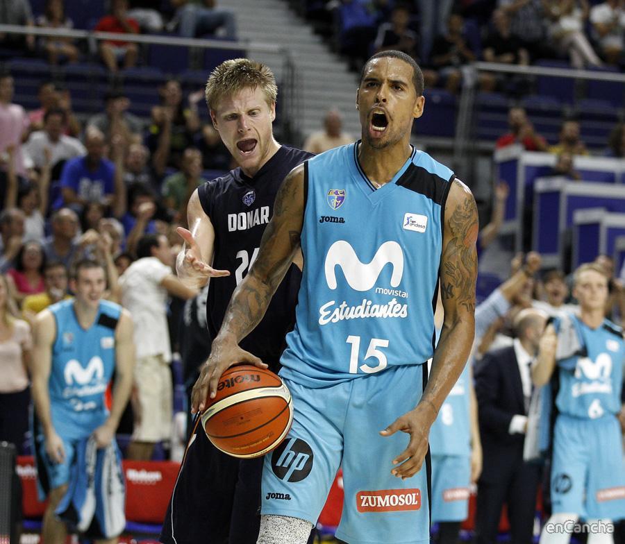 Estudiantes se clarifica para la Basketball Champions League