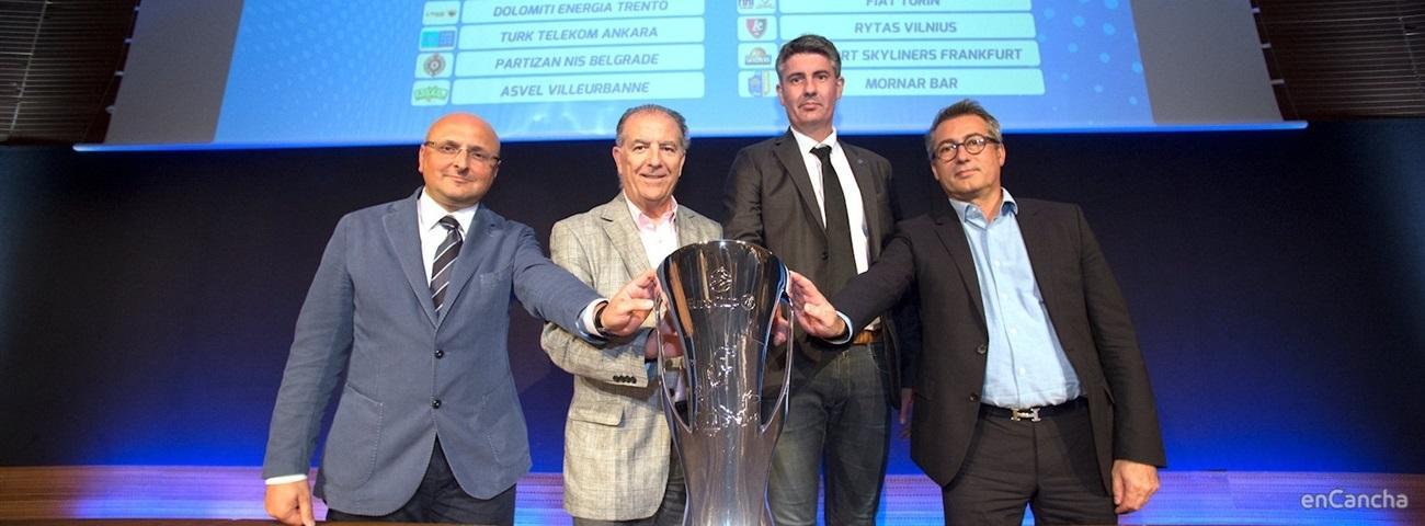 Eurocup Grupo C