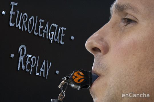 Euroleague ReplayFoto: JC Borrachero