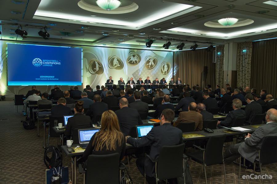 FIBA Clubs Meeting