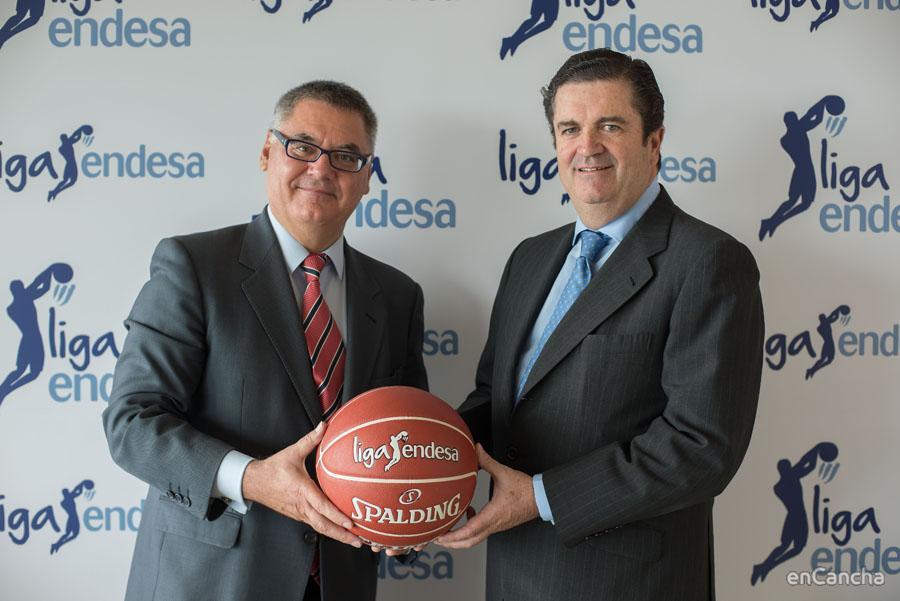 Francisco Roca, presidente de la Liga ACB Endesa