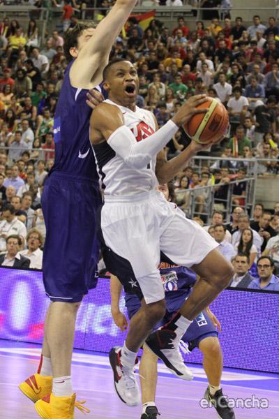 Westbrook. Nuevo MVP de la Liga