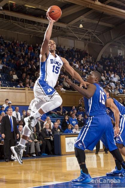 Jahlil Okafor de Duke University