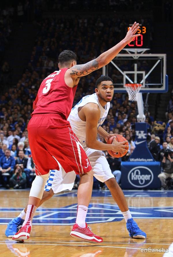 Karl-Anthony Towns - Kentucky