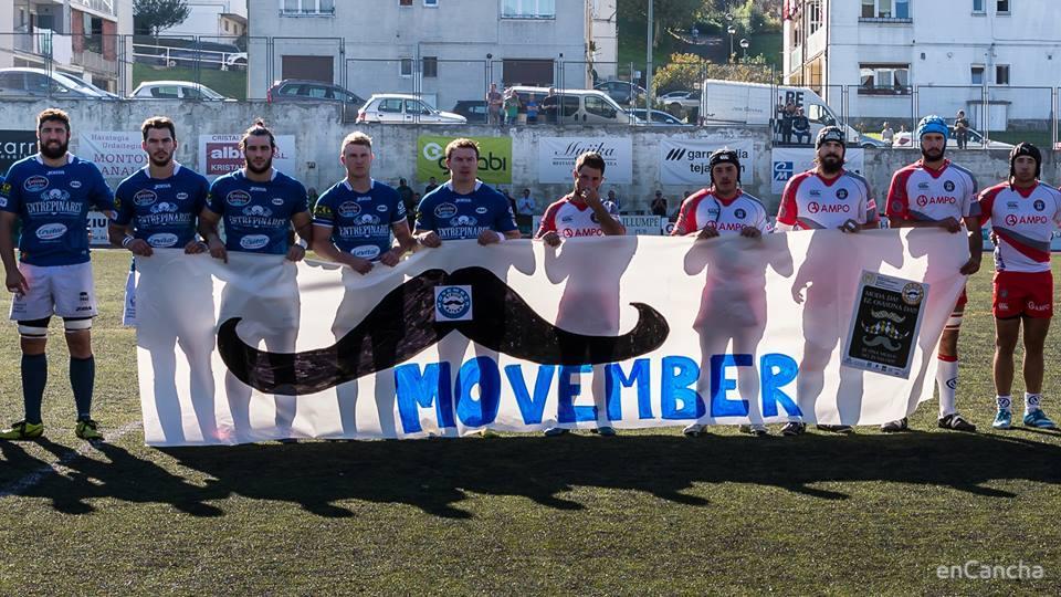 Pancarta Movember
