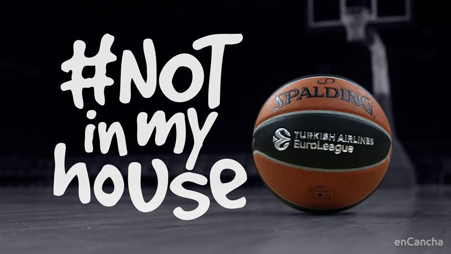 #NotinmyhouseFoto: Euroleague
