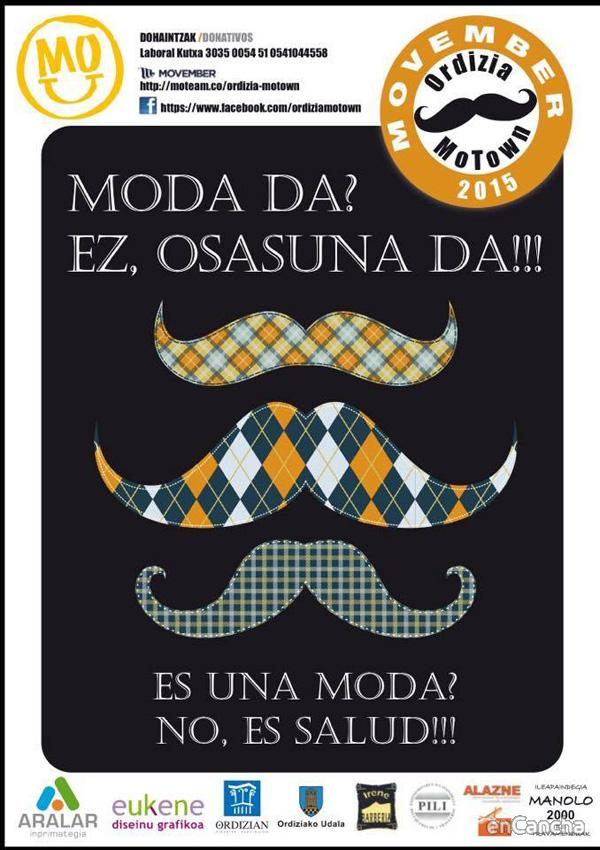 Cartel Movember
