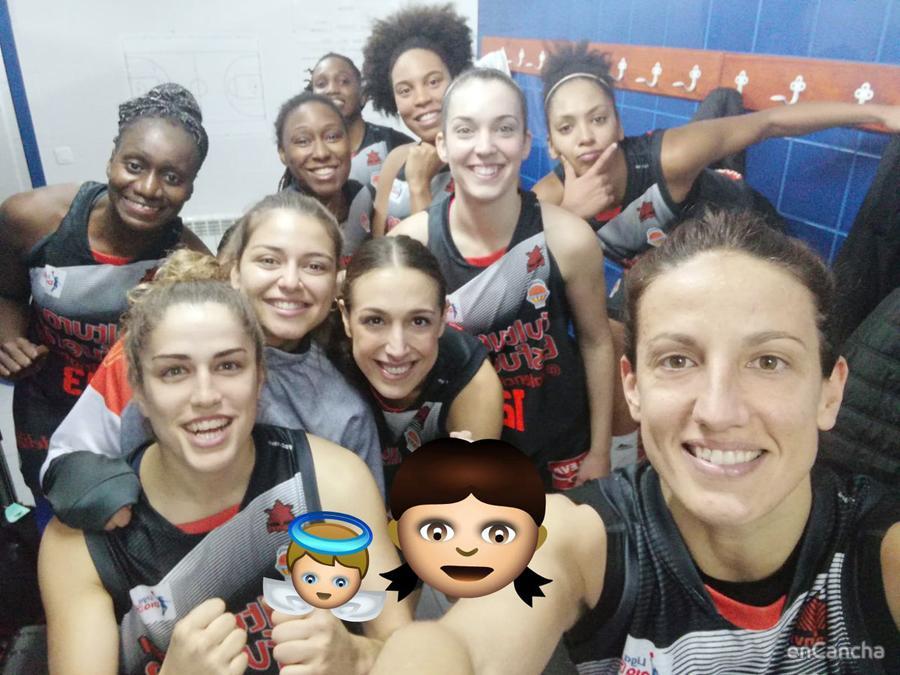 Valencia Basket vence en Bembibre