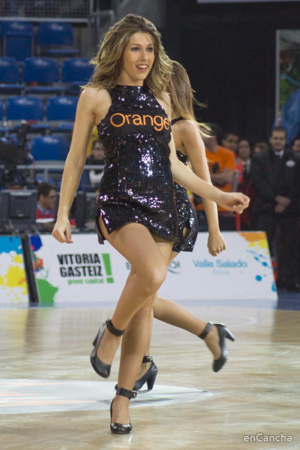 Cheerleader Orange