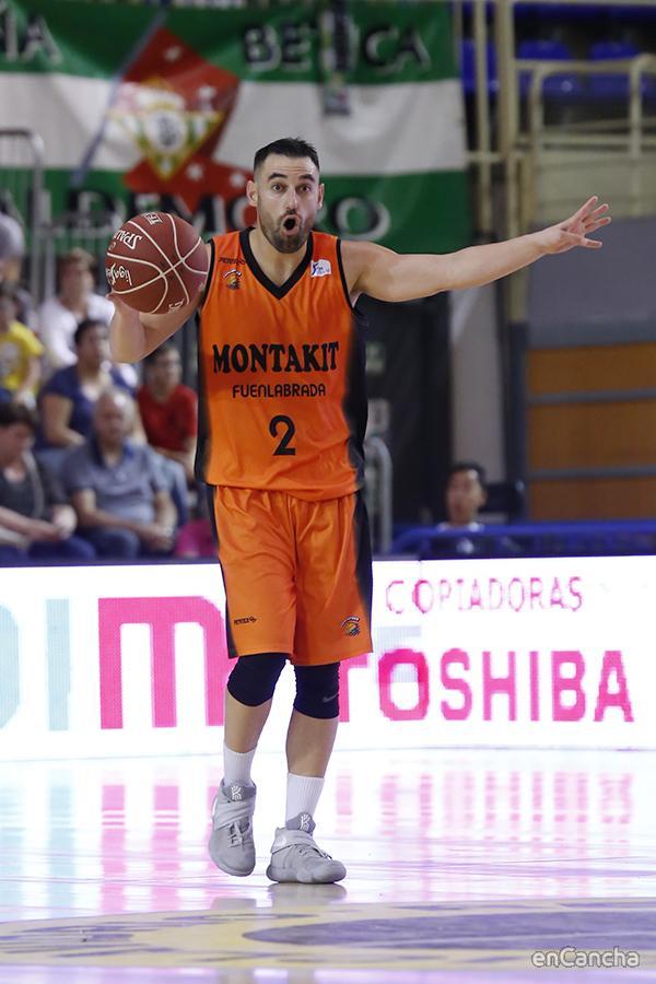 Marco Popovic, ex del Valencia Basket