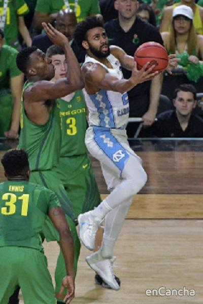 Joel Berry, de North Carolina, el jugador más valioso de la Final del March MadnessFoto: http://www.goheels.com/