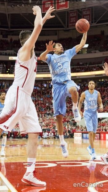 Marcus Paige de de North Carolina.
