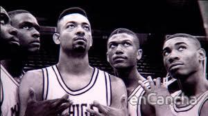 Jalen Rose, Chris Webber y Juwan Howard formaban parte del Fab Five de Michigan State