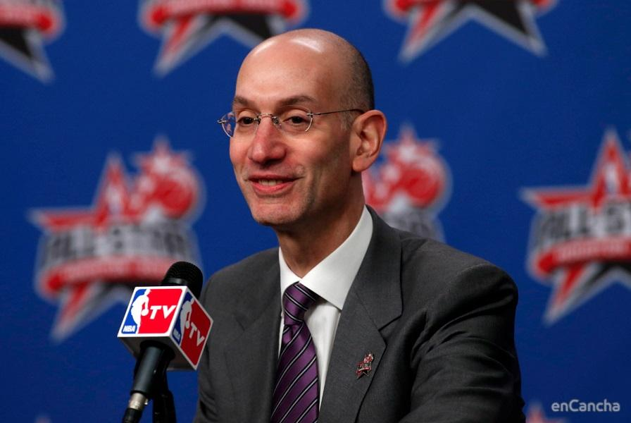 Adam Silver, NBA deputy commissioner.