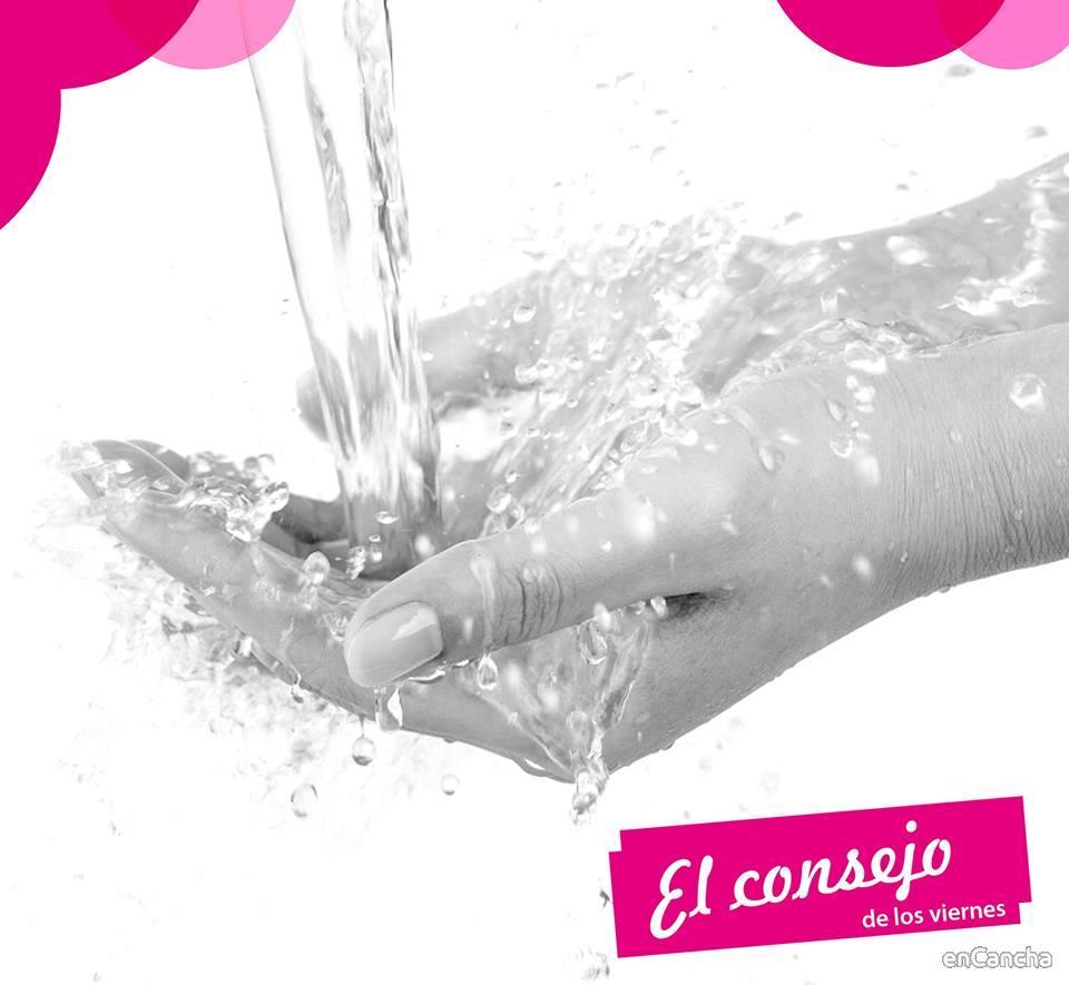 Consejo de los viernes: ten siempre las manos limpias