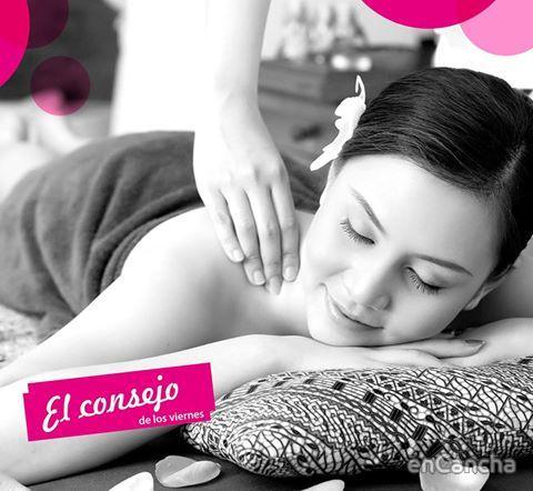 Consejo de los Viernes: un masaje romántico por San Valentín