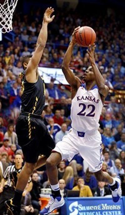 Andrew Wiggings de Kansas